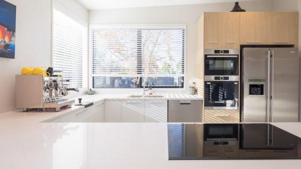 install a kitchen island or butcher's block